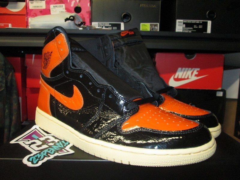 "Image of Air Jordan I (1) Retro High OG ""Shattered Backboard 3.0"""