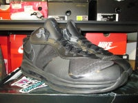 "Air Max LeBron VIII (8) V2 Low ""Triple Black"" *USED* - SIZE13ONLY by 23PENNY"