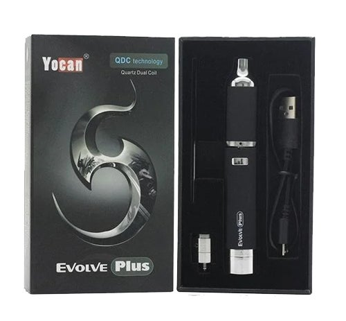Image of YOCAN EVOLVE PLUS VAPORIZER WAX PEN FACTORY SEALED