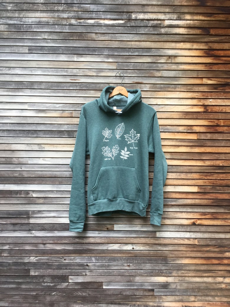 Image of Leaves Hoodie