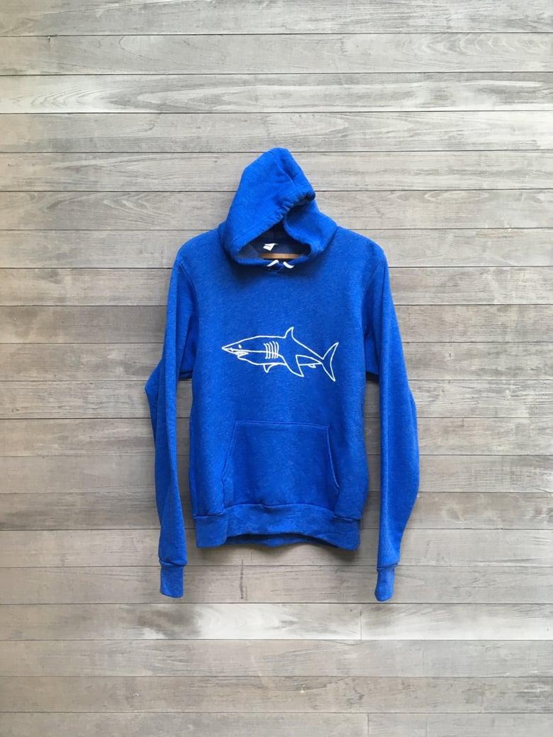 Image of Shark Hoodie