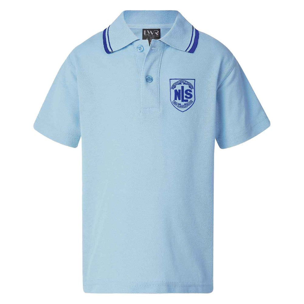 Image of NLS Polo Shirt - Short Sleeve