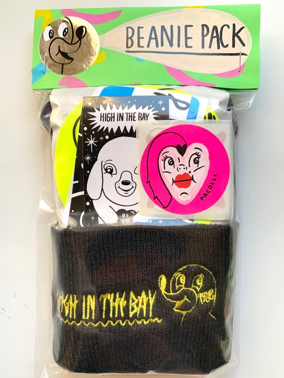 Image of BEANIE pack