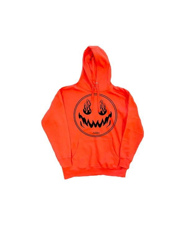 Image of Orange OCT hoodie