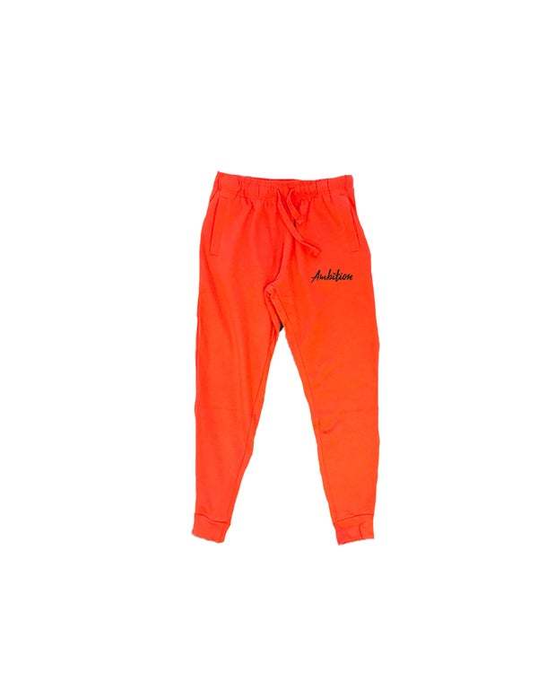 Image of Orange OCT sweatset