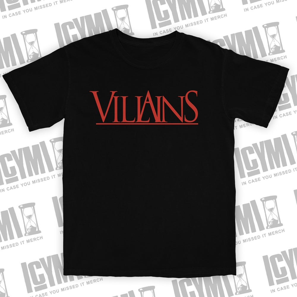 "Image of Villains ""Extortion"" Tee"