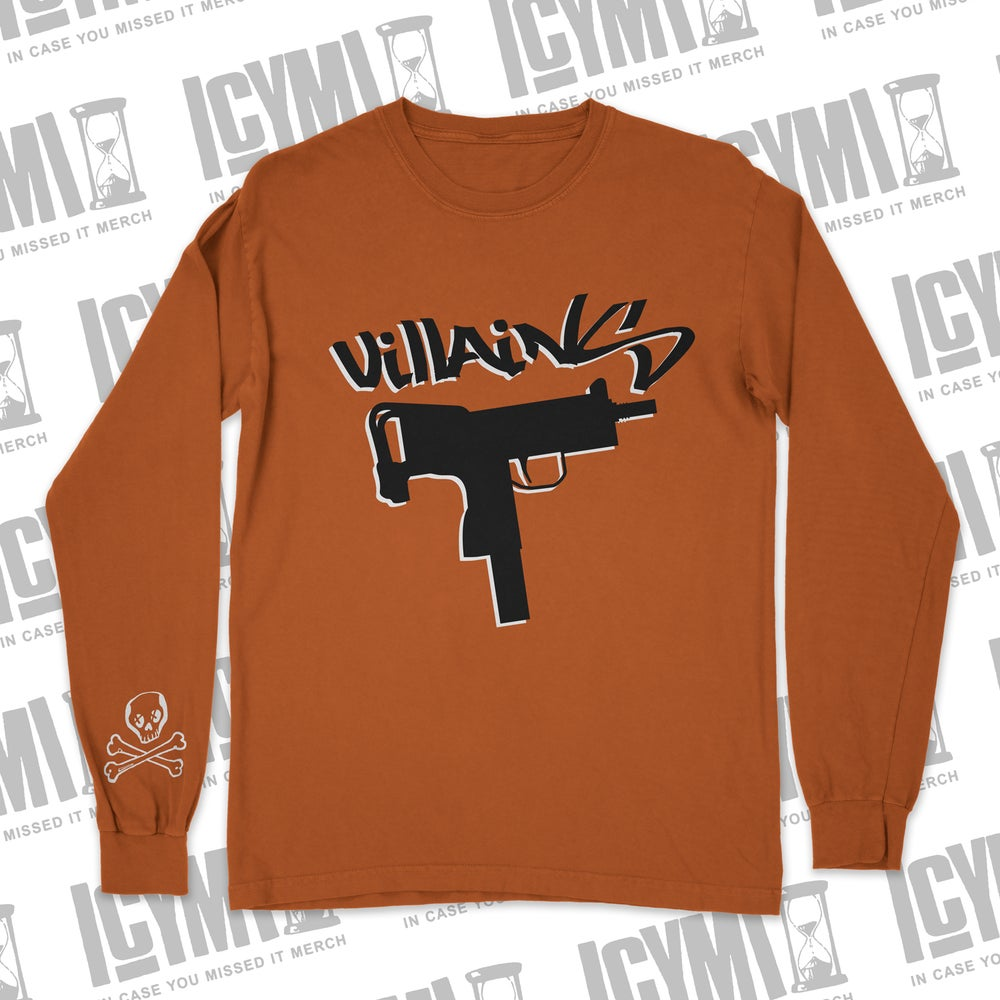 "Image of Villains ""Uzi"" Long Sleeve"