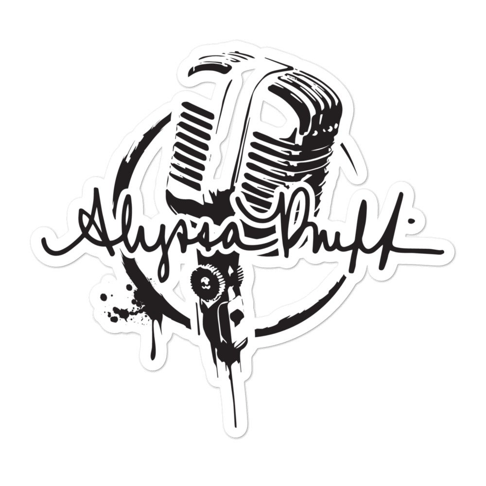 Image of Alyssa Ruffin Sticker