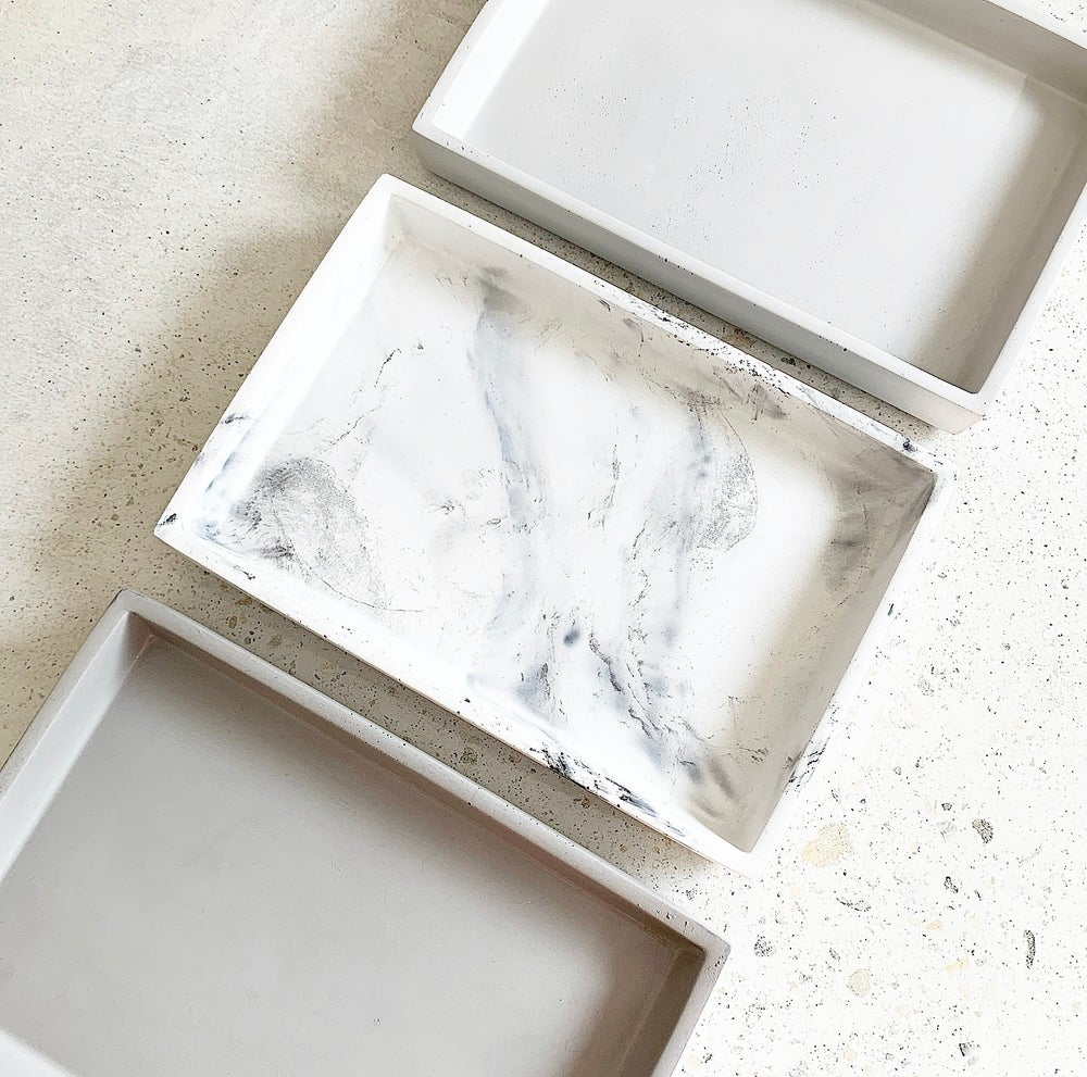 Image of 'IVY'  RECTANGLE TRAY