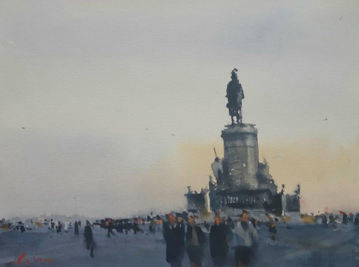 Image of Praça do Comércio prints
