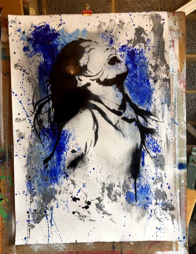 "Image of ""Euphoric"" - Blue"
