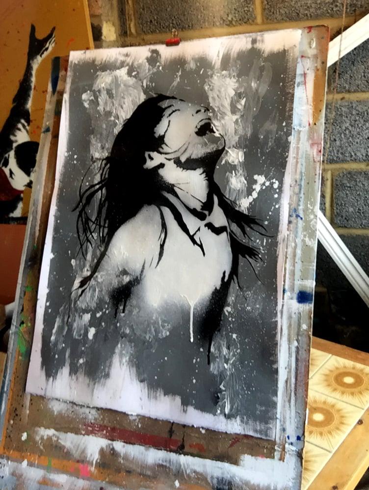 """Image of """"Euphoric"""" - Grey"""
