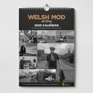 Image of Welsh Mod: Our Story 2020 Charity Calendar