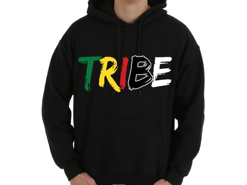 Image of Power To The People Tribe Hoodie