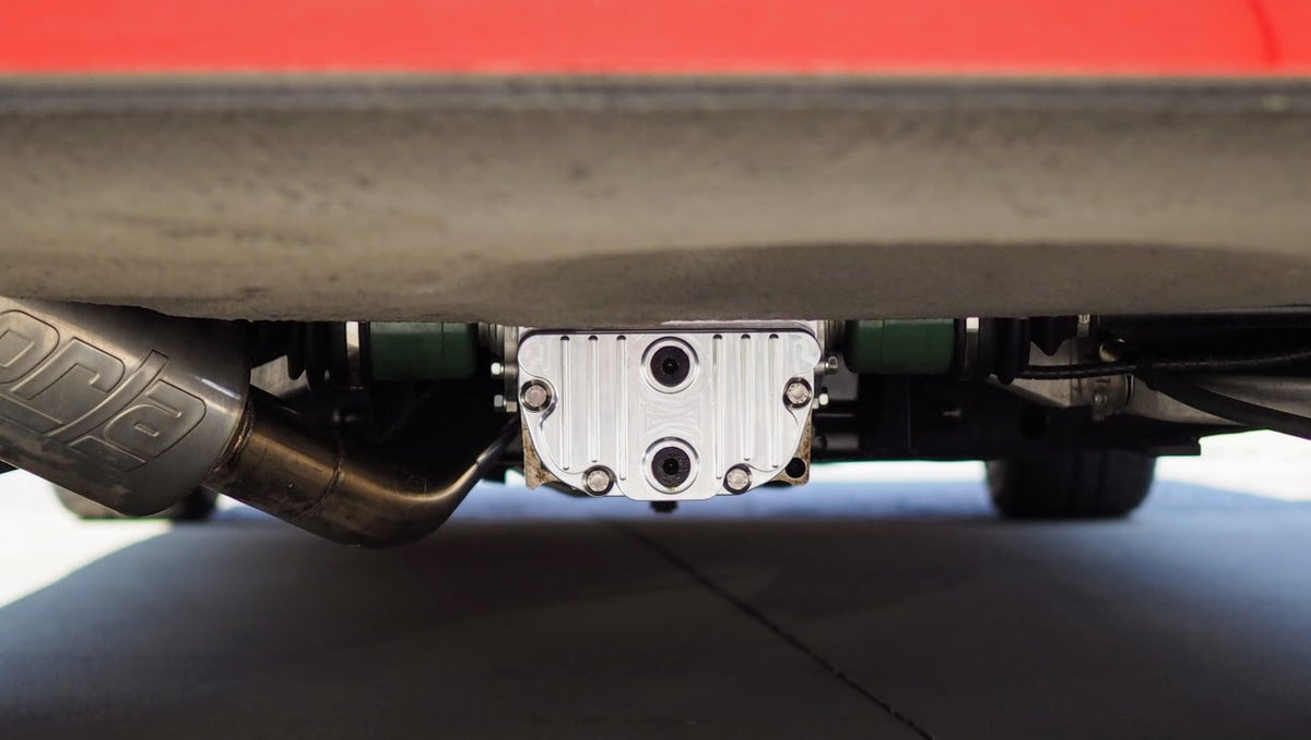 Hi-Capacity R180 510 differential cover