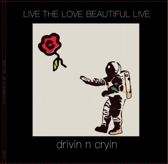 "Image of Live The Love Beautiful ""LIVE"" CD"