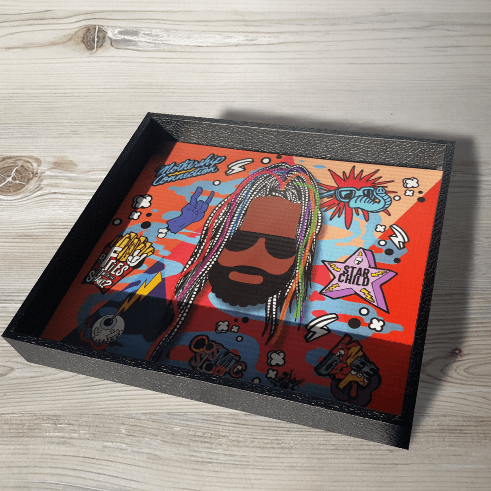 Image of Desk/Valet/Rolling Tray Gift Set<br>DREADS