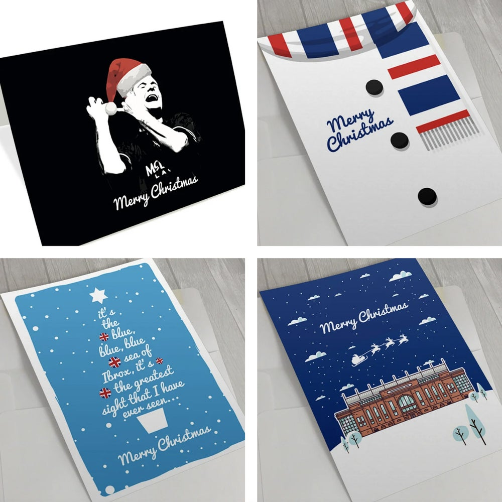 Image of Christmas Cards - Mixed Pack - LAST FEW REMAINING!