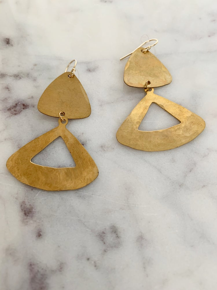 Image of Gold Triangles