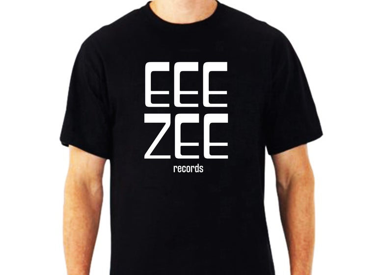 Image of EeeZee records Tshirt