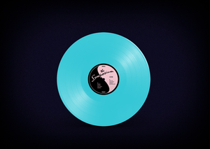 "Image of The Symposium - Drugs 12"" Double EP (Limited Edition Turquoise)"