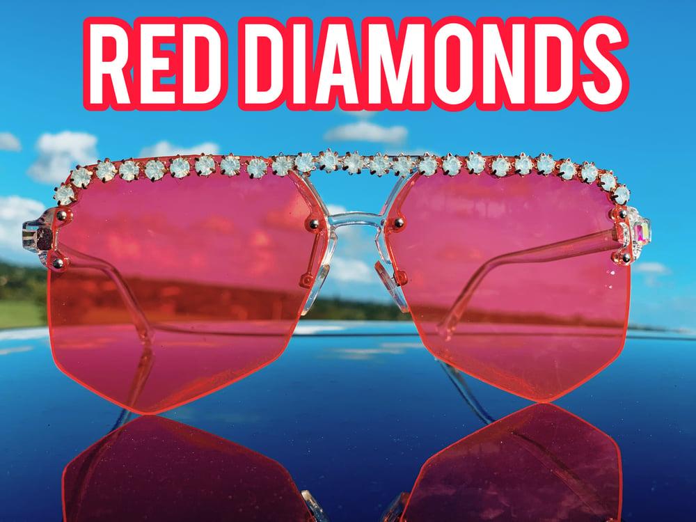 Image of Red Diamonds