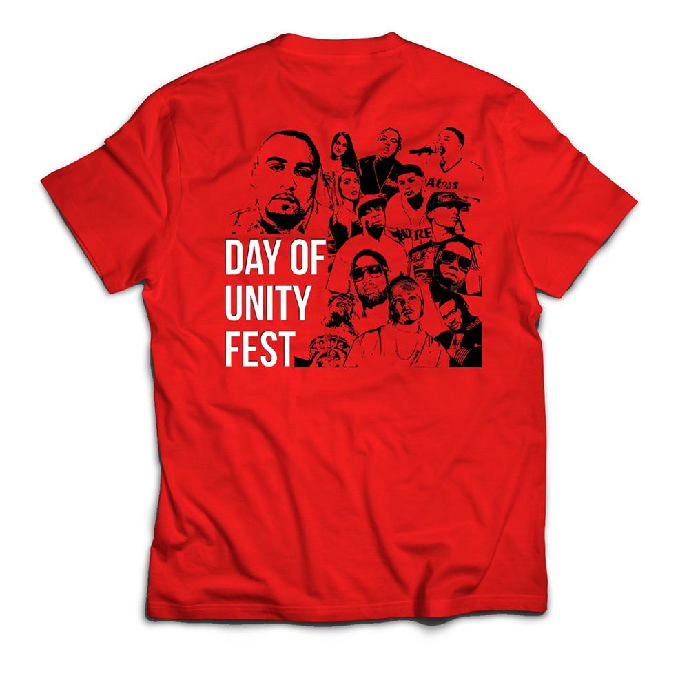 Image of DAY OF UNITY FEST TEE'S (UNISEX)