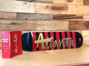 Image of Chocolate x Atlanta x RUIN deck #2