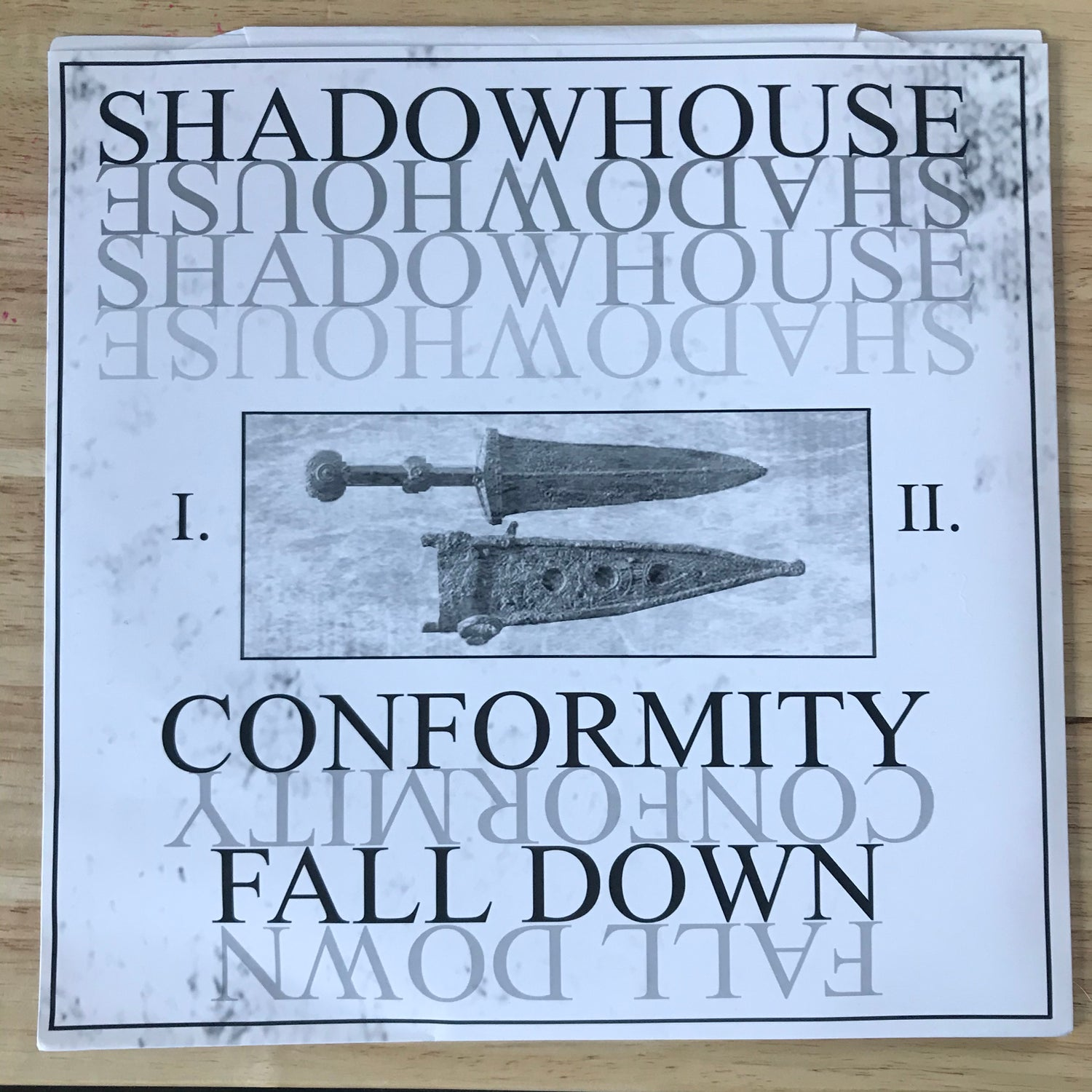 """Image of SHADOWHOUSE-""""Conformity/Fall Down"""""""