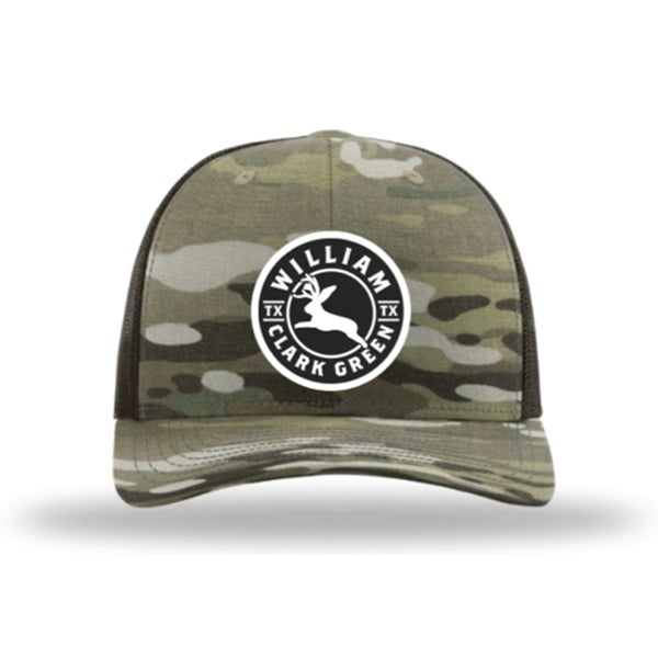 Image of Camo Jackalope Hat