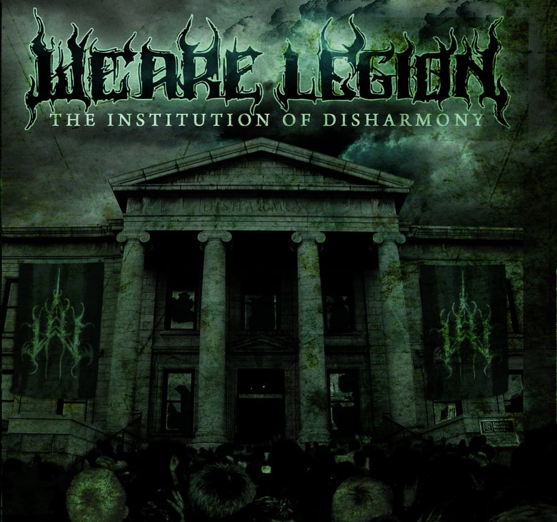 "Image of NOS SALE: We are Legion ""The institution of Disharmony"""