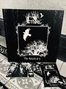 Image of SPECIAL PACK ENDE The Rebirth of I (Vinyl) 2 PINS + 1 POSTAL CARD
