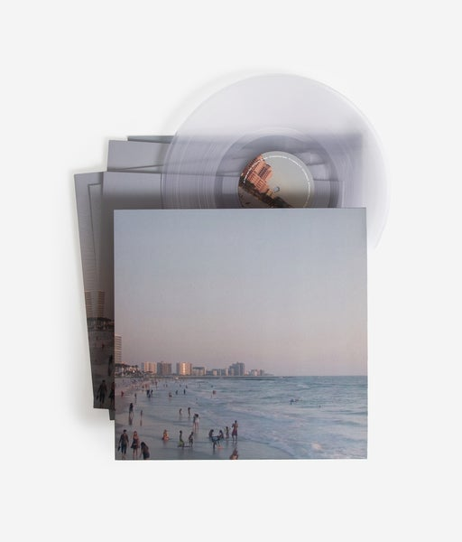 Image of HTRK - Over the Rainbow LP (Boomkat Editions, 2019)