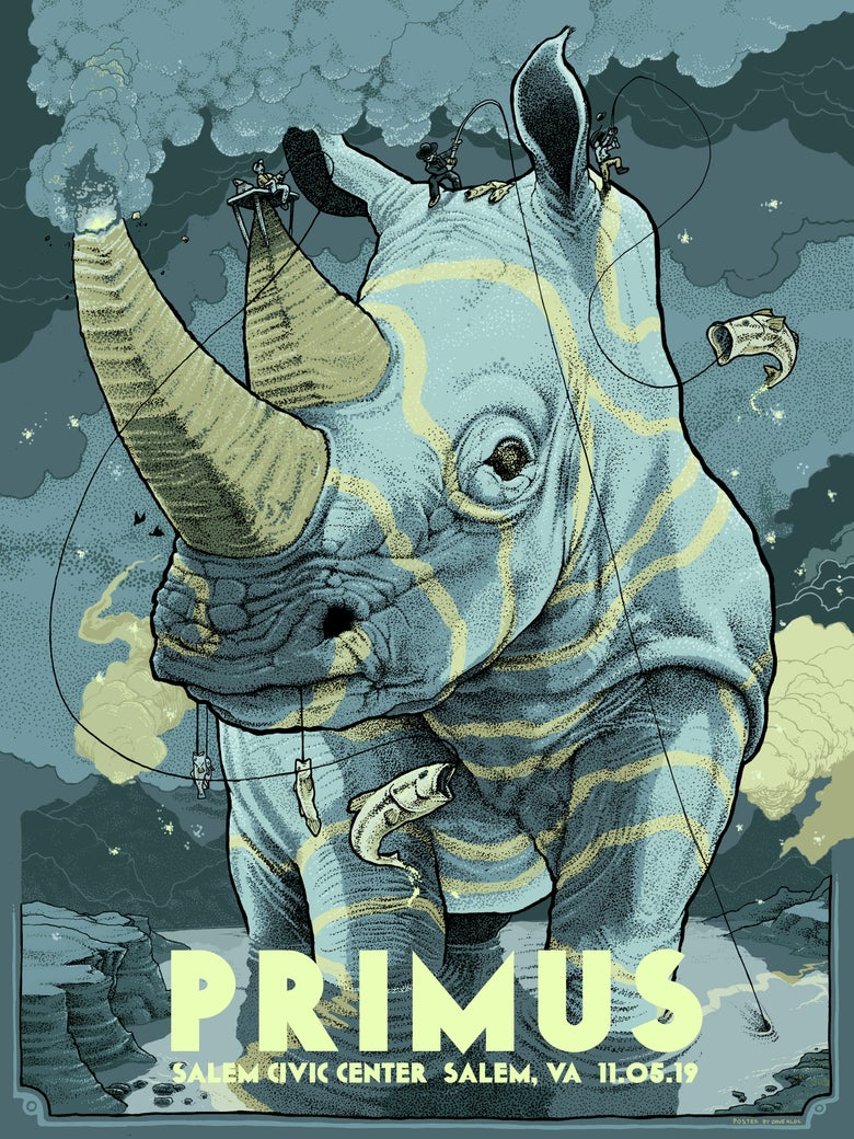 Image of Primus - Salem, VA - 11.5.19