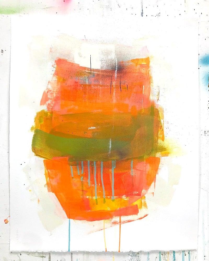 Image of original work on paper 19.10.61