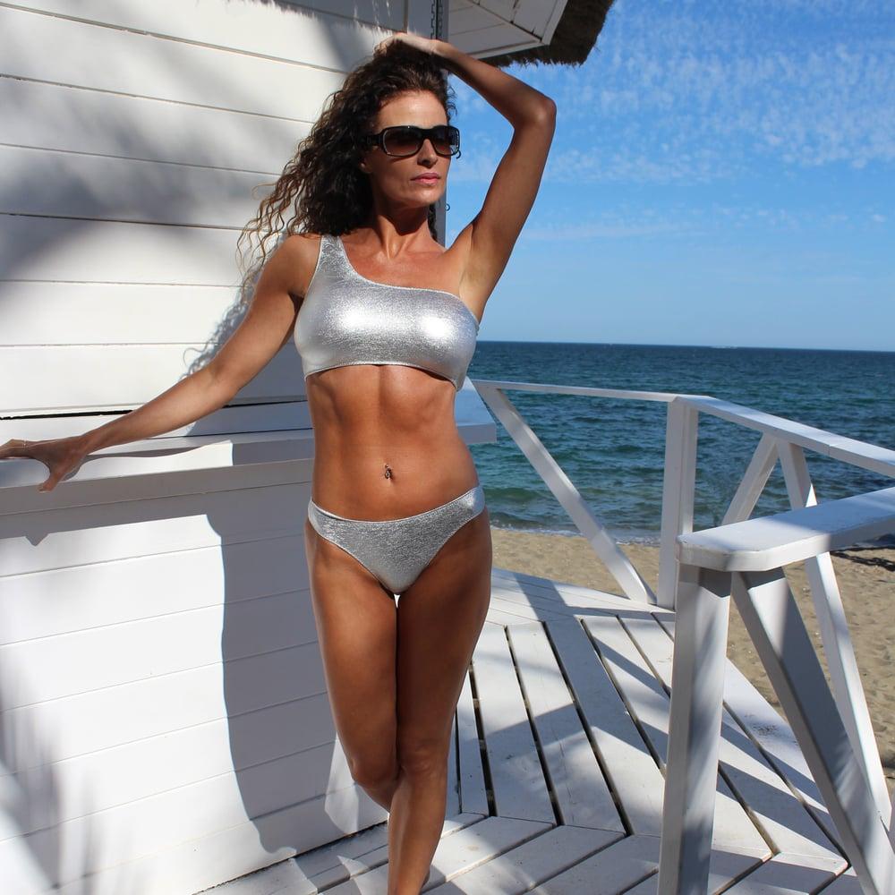 Image of Bikini Plateado
