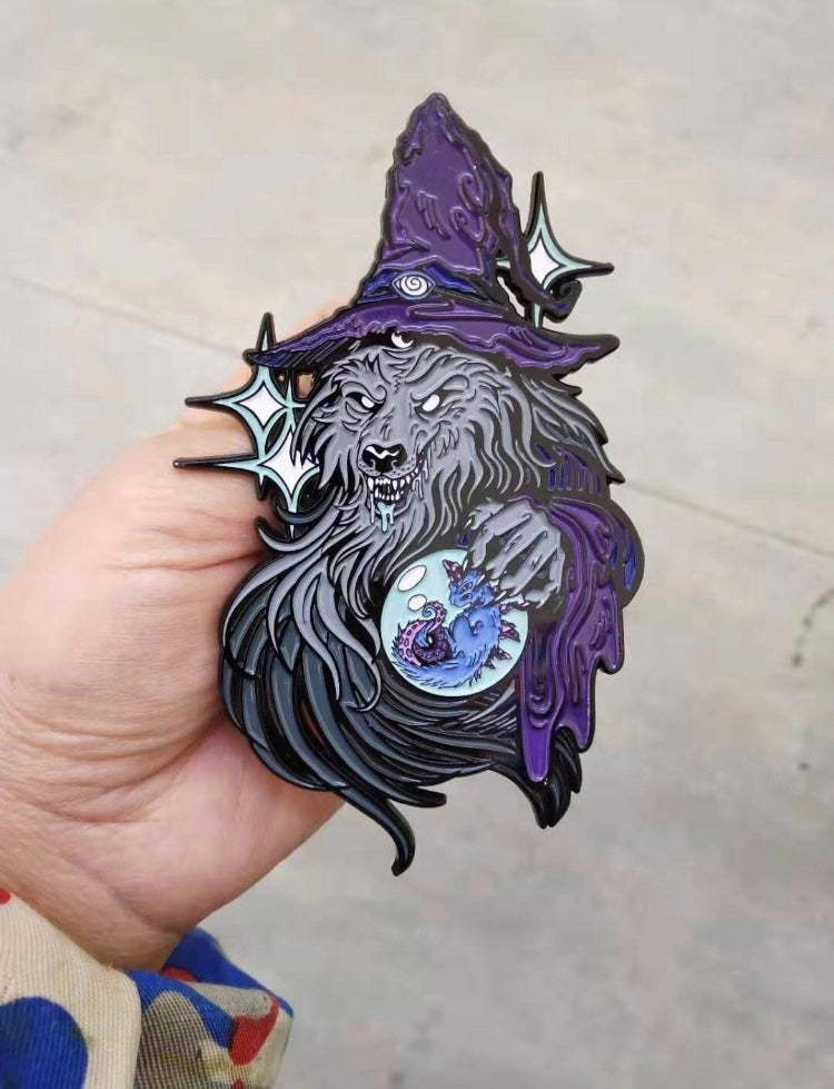 Image of Werelock (Fluid Druid x LTD)