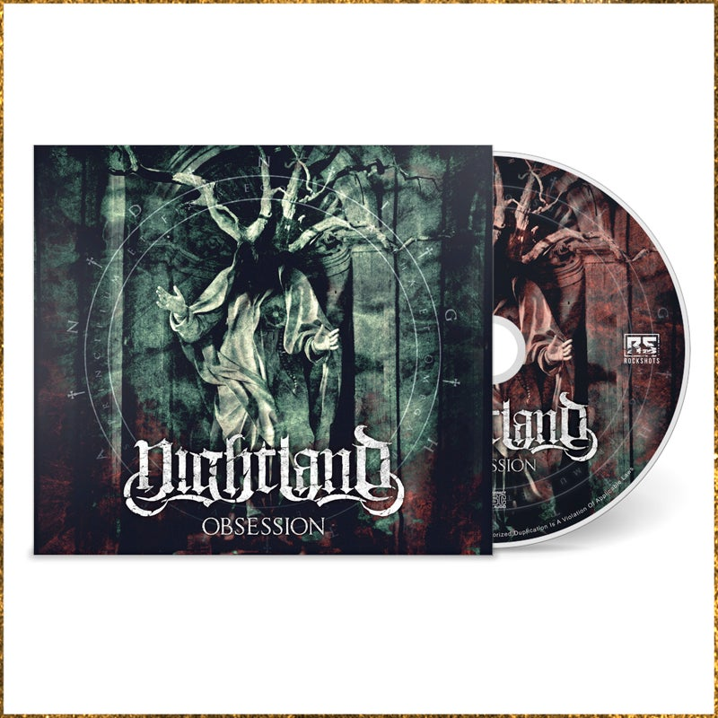 """Image of """"Obsession"""" CD (Deluxe Edition)"""