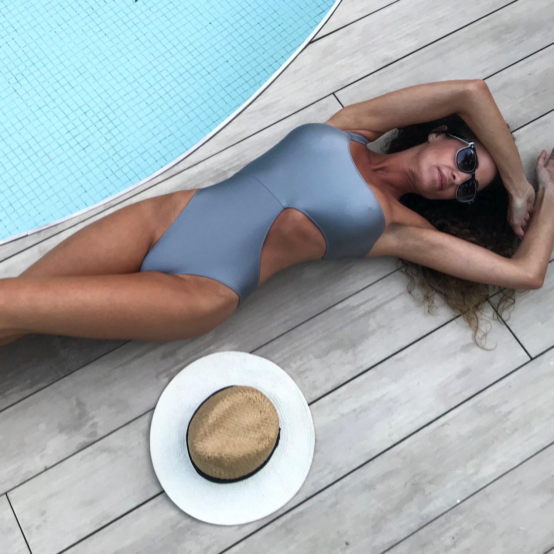 Image of Traje de baño Cisne