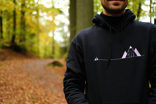 Image of Mountain Climber Hoodie