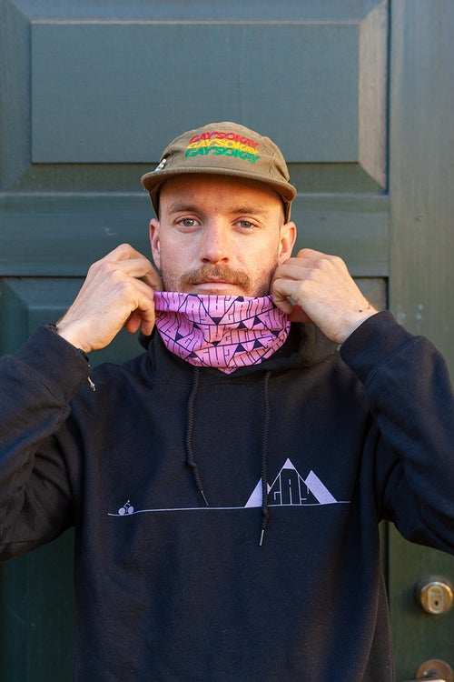 Image of Mountain Climber Neck Scarf
