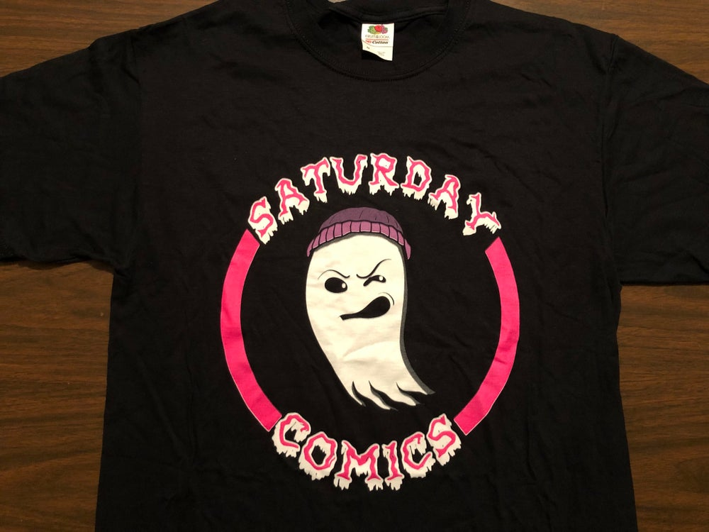 Image of Saturday Comics T-shirt