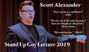 Image of Stand Up Guy Lecture Video - INSTANT DOWNLOAD