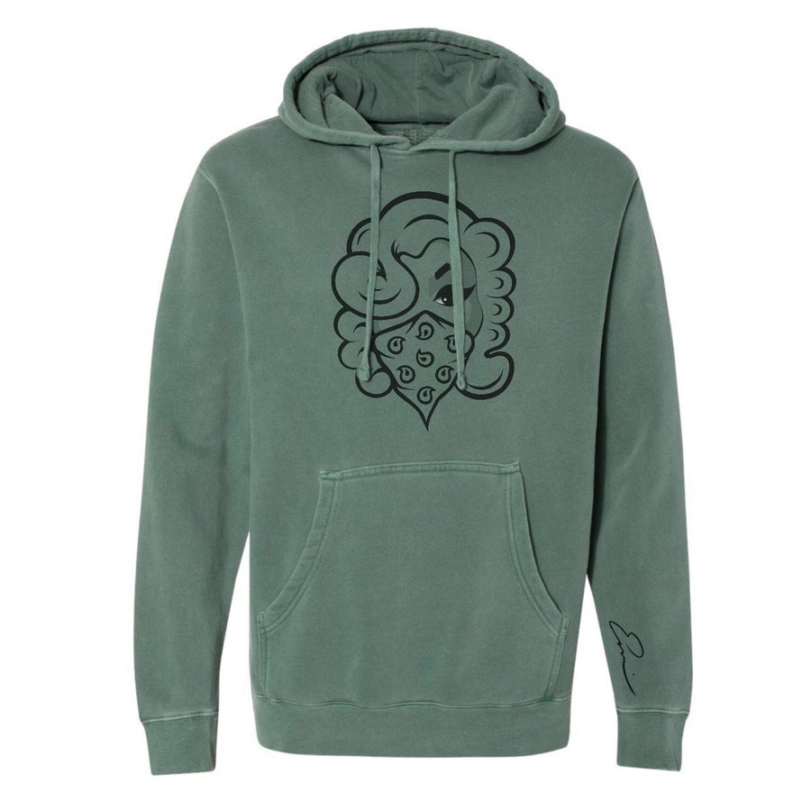 "Image of ""SAGE""  (UNISEX)  true to size for men * Size DOWN for women"