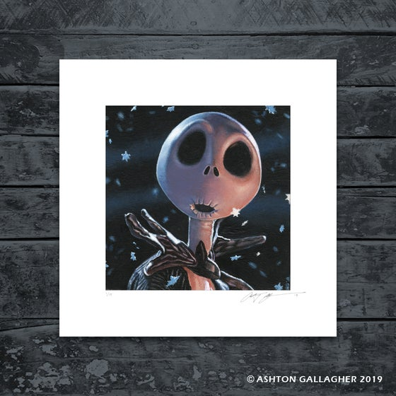 Image of JACK MINI PRINT