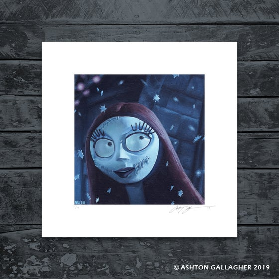 Image of SALLY MINI PRINT