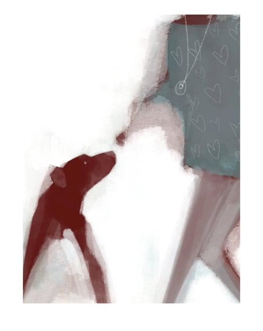 Image of Fine art print: Last one
