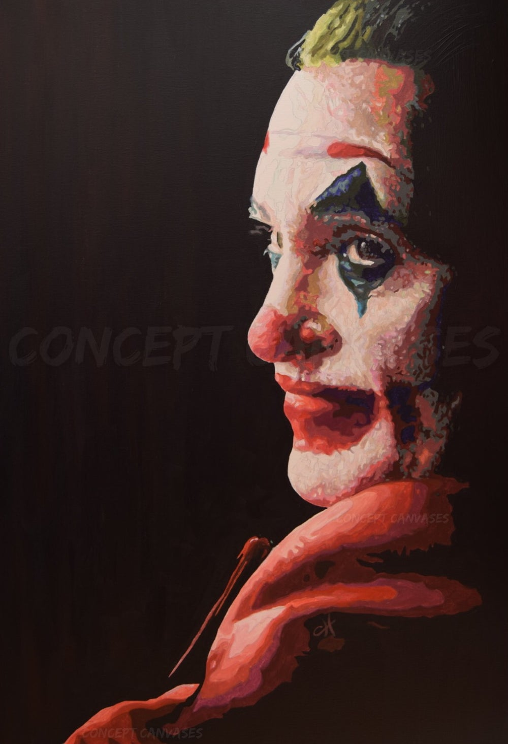 Image of Joker 'Making Cents Of It All' Original 💥SAVE £250