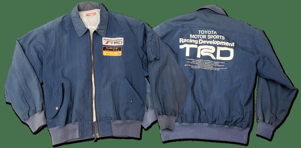 Image of Vintage Toyota TRD Jacket