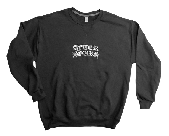 Image of Spider Spun Crew Neck